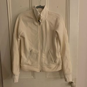 Lululemon Fleece Zip Up Sweater